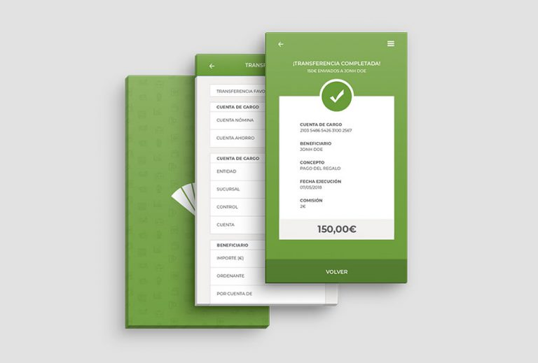 <strong>UNICAJA APP /</strong> REDESIGN